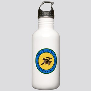 Great Seal Of The Choctaw Nation Water Bottle