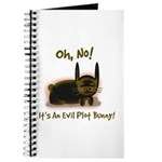 Evil Plot Bunny Journal