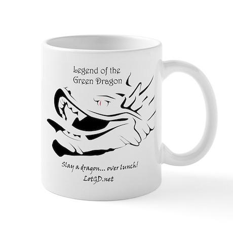 Official LotGD.net Mug