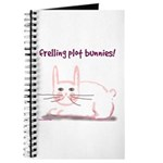 Frelling Plot Bunny Journal
