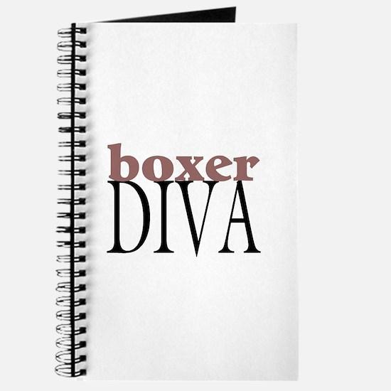 Boxer Diva Journal