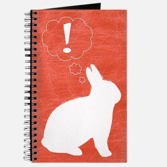 Red Plot Bunny Journal