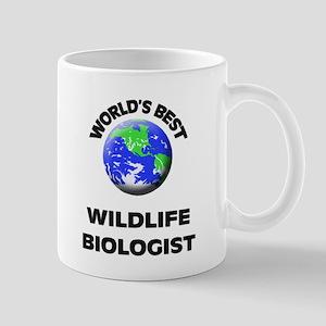 World's Best Wildlife Biologist Mug