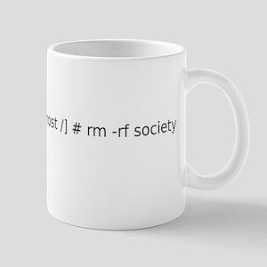Remove Society - Root Style Mug