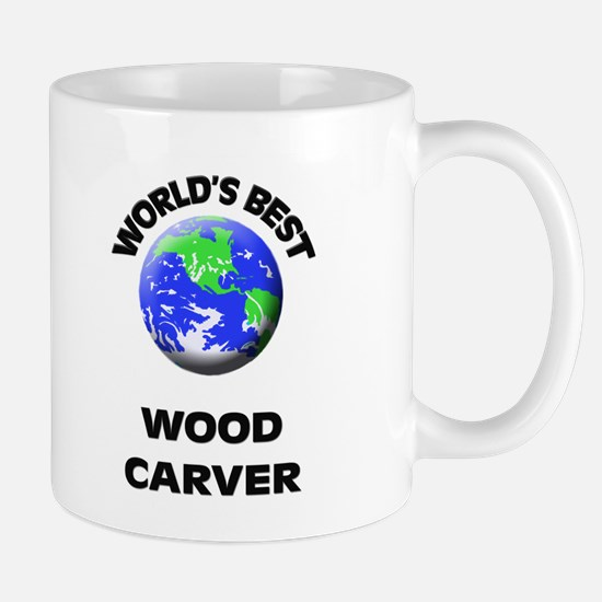 World's Best Wood Carver Mug