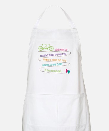 Love For Two Bicycle Apron
