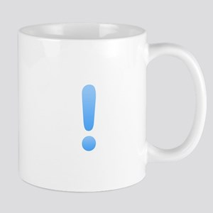 Quest Mark - Blue Mug