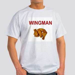 """Wingman"" Organic Cotton Tee T-Shirt"