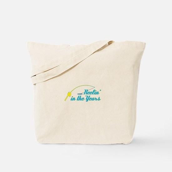 Funny Fishing Humor Tote Bag