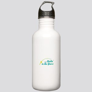 Funny Fishing Humor Stainless Water Bottle 1.0L