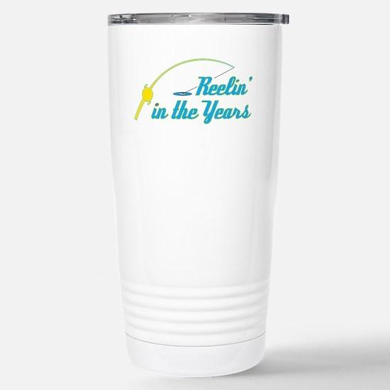 Funny Fishing Humor Stainless Steel Travel Mug