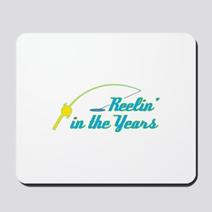 Funny Fishing Humor Mousepad