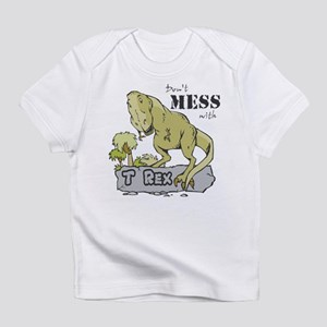 Dont Mess With T Rex Baby Shirt