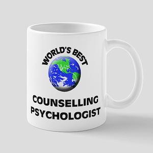 World's Best Counselling Psychologist Mug