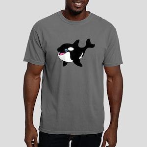 Whale (A) Mens Comfort Colors Shirt