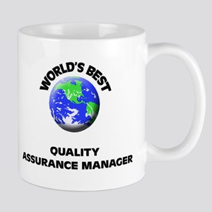 World's Best Quality Assurance Manager Mug