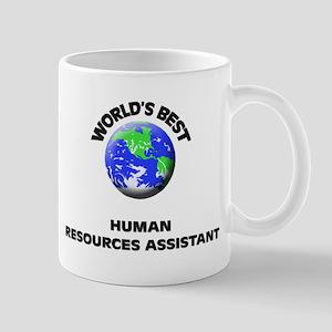 World's Best Human Resources Assistant Mug