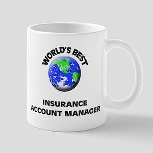World's Best Insurance Account Manager Mug