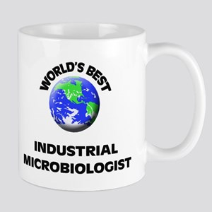 World's Best Industrial Microbiologist Mug