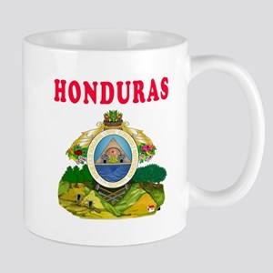 Honduras Coat Of Arms Designs Mug