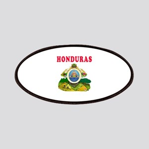 Honduras Coat Of Arms Designs Patches