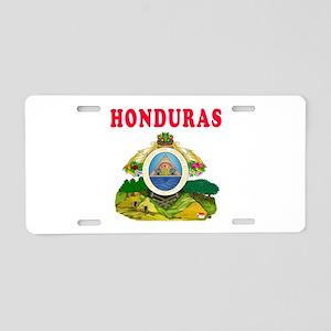 Honduras Coat Of Arms Designs Aluminum License Pla