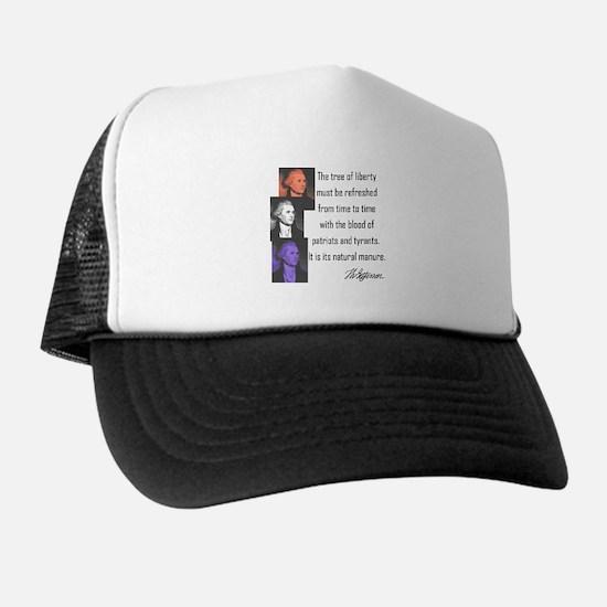 Fertilizer:  Trucker Hat