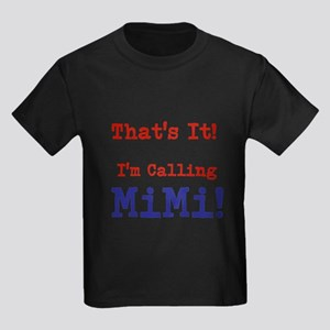 That's It! Kids Dark T-Shirt