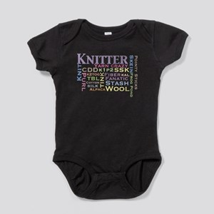 Knitter Baby Bodysuit