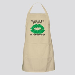 Blonde Joke Apron