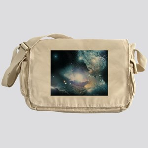 First Stars Messenger Bag