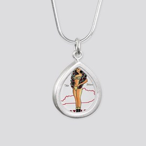 Vintage Kentucky Pinup Necklaces