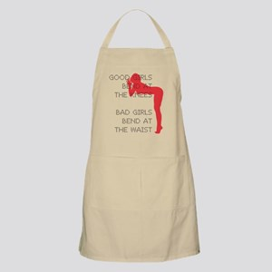 Good Girls Bend at the Knees Apron