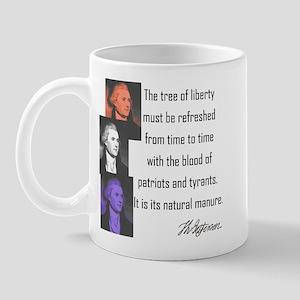 Fertilizer:  Mug