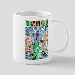 NYC Poster Design #1 Mug