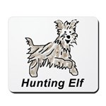Hunting Elf Mousepad