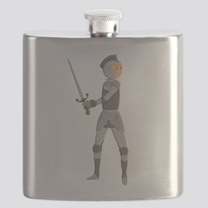 Armored Knight Flask