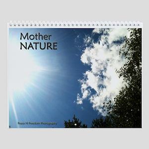 Mother Nature Wall Calendar