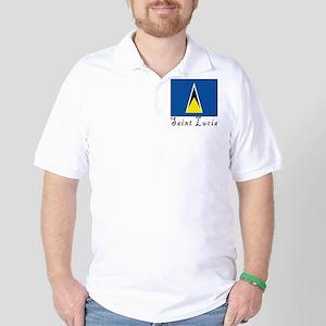Saint Lucia Golf Shirt