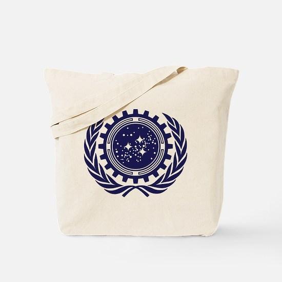 United Federation of Planets 2013 Dark Logo Tote B