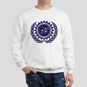 United Federation of Planets 2013 Dark Logo Sweats