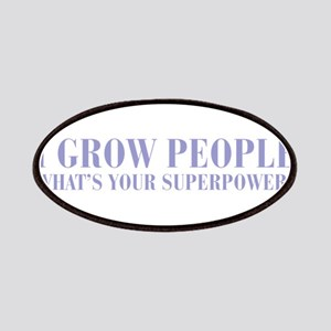 I-grow-people-BOD-VIOLET Patches