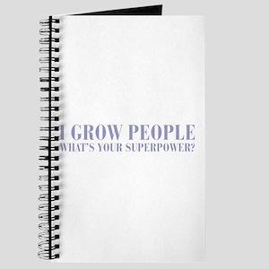 I-grow-people-BOD-VIOLET Journal