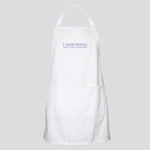 I-grow-people-BOD-VIOLET Apron