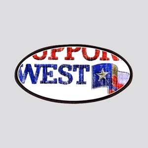 Support West Patches