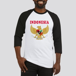Indonesia Coat Of Arms Designs Baseball Jersey