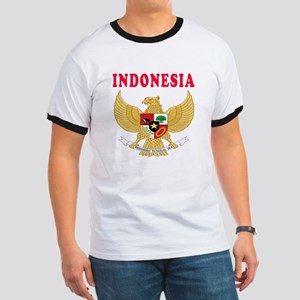 Indonesia Coat Of Arms Designs Ringer T