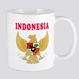 Indonesia Coat Of Arms Designs Mug