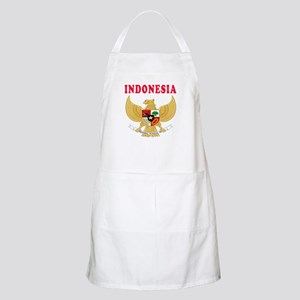 Indonesia Coat Of Arms Designs Apron
