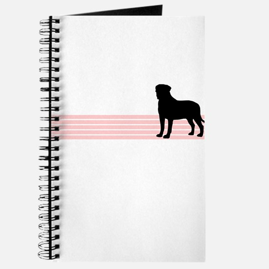 Retro Bullmastiff Journal